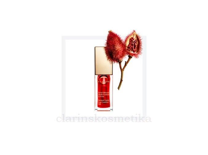 Instant Light Lip Comfort Oil 03 Red Berry