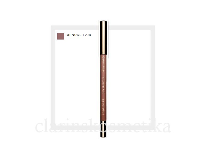 Lip Pencil 01 Nude Fair