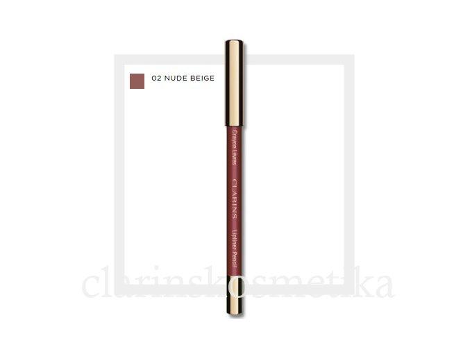 Lip Pencil 02 Nude Beige