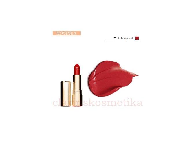 Joli Rouge 743 Cherry Red