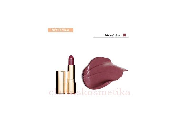 Joli Rouge 744 Soft Plum