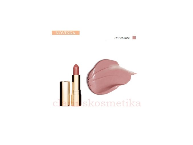 Joli Rouge 751 Tea Rose