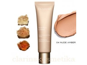 Pores Perfecting Foundation 04 Nude Amber 30ml