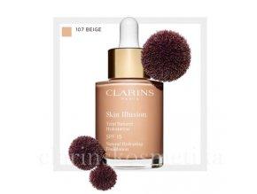 Skin Illusion SPF 15 - 107 beige 30ml