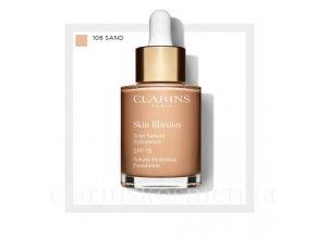 Skin Illusion SPF 15 - 108 sand 30ml