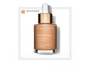 Skin Illusion SPF 15 - 108.5 cashew 30ml