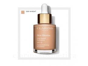Skin Illusion SPF 15 - 109 wheat 30ml