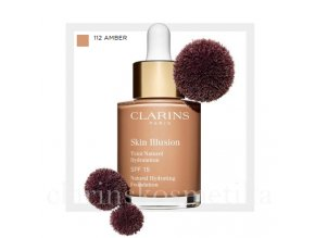 Skin Illusion SPF 15 - 112 amber 30ml