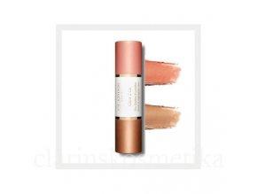 2in1 Stick Highlighter & Blush 02