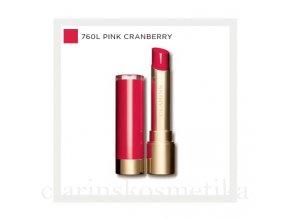 JOLI ROUGE LACQUER 760L Pink Cranberry