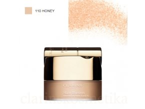 Skin Illusion Mineral & Plant Extracts Loose Powder Foundation 110 Honey
