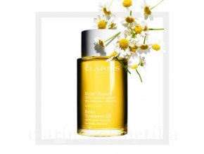 Relax Body Treatment Oil 100ml