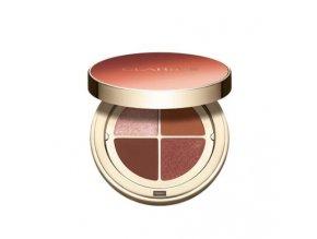 NOVÉ - Palette Ombre 4 couleurs - paleta očních stínů 03 Flame