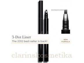 3-Dot Liner - Intense Black
