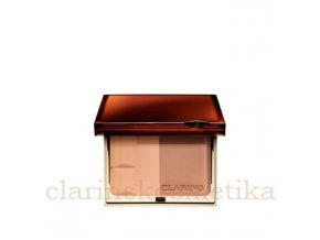 Bronzing Duo SPF 15 Mineral Powder Compact 01 Light