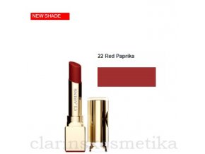 Rouge Eclat 22 Burned Red