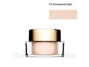 Mineral Loose Powder 01 transparent light