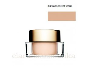 Mineral Loose Powder 03 transparent warm
