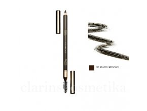 Eyebrow Pencil 01 Dark Brown