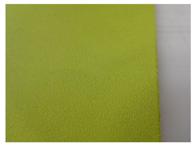 auto / nábytková / galanterní designová koženka zelená