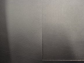 vlevo středně hrubý K1113 , vpravo jemný dezén 217x355