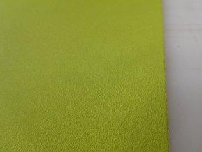 designová koženka zelená