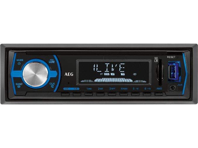 AEG AR 4030 bt autoradio