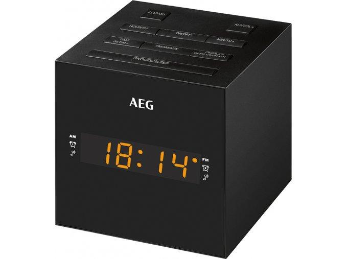 AEG MRC 4150 radiobudik cerna