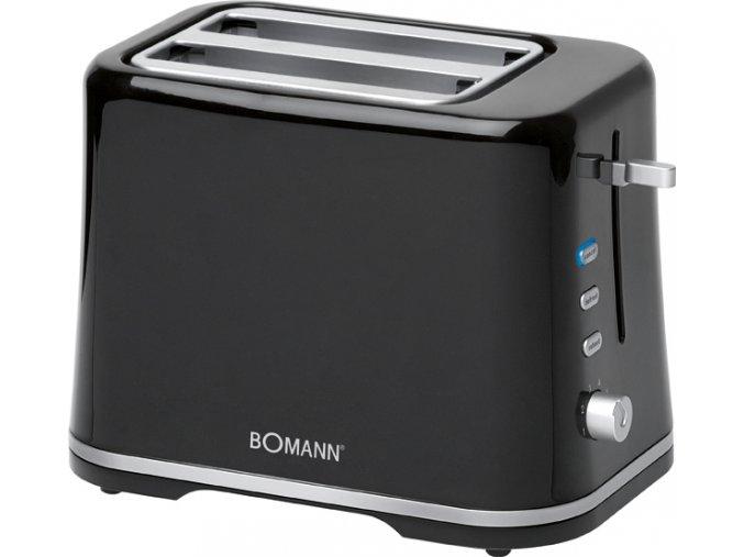 Bomann TA 1577 toaster cerna