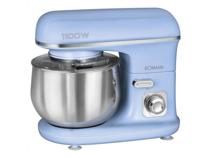 Bomann KM 6030 kuchynsky robot modra