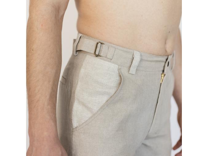 Kalhoty na MÍRU
