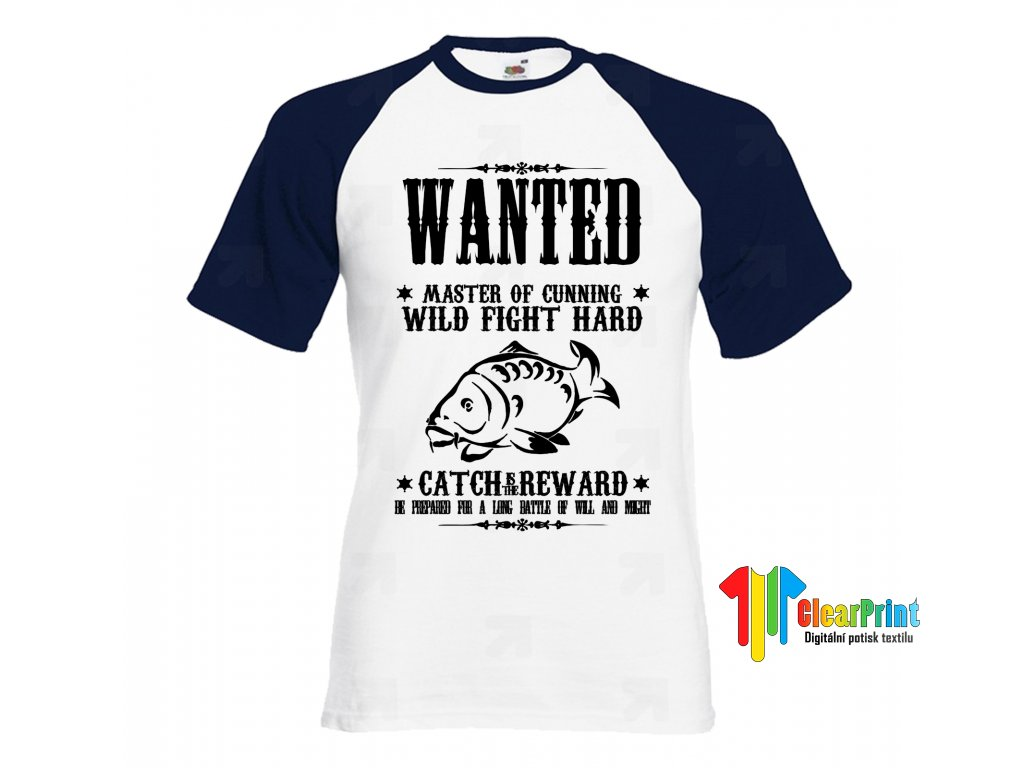 Wanted Kapr Náhled navy white