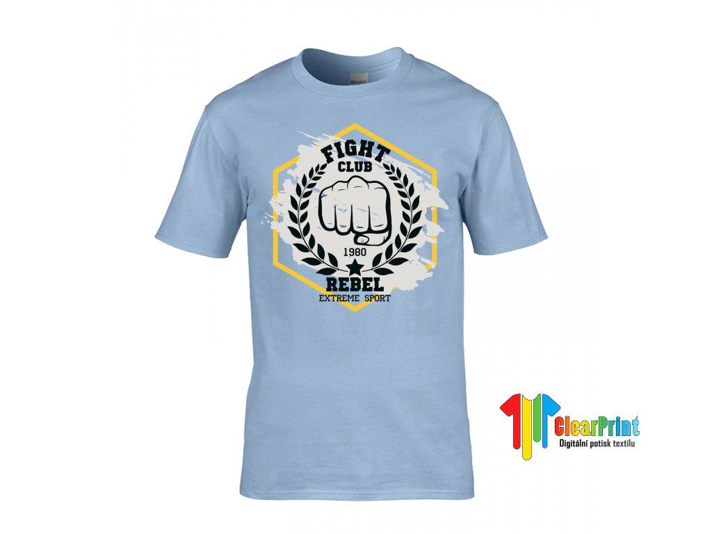 Fight Club Náhled light blue