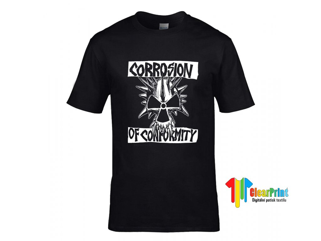 Corrosion Of Conformity Náhled black