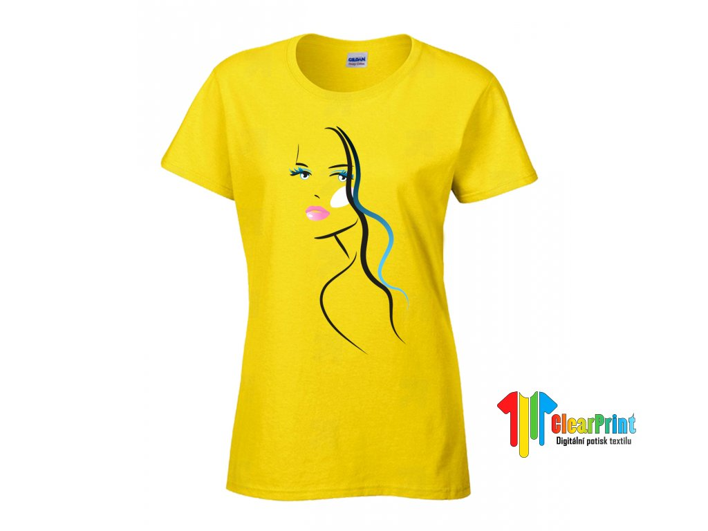 Women 1 Náhled yellow