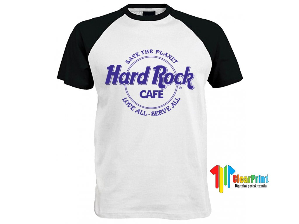 Hard Rock Cafe Save Náhled black
