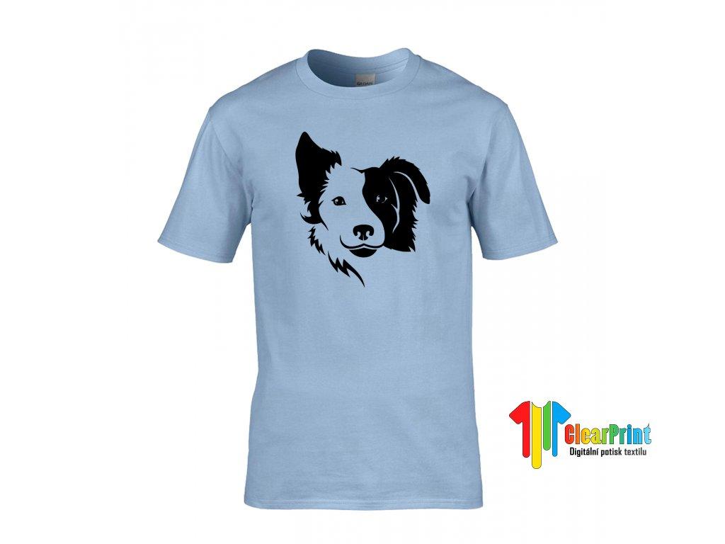 Dog Náhled blue