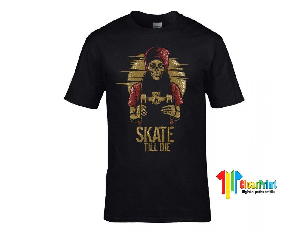Skate Till Die Náhled black