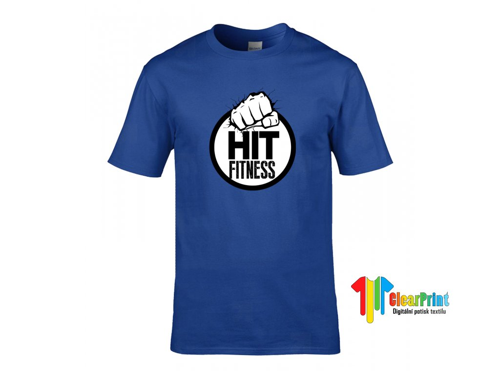 Hit Fitness Náhled royal blue