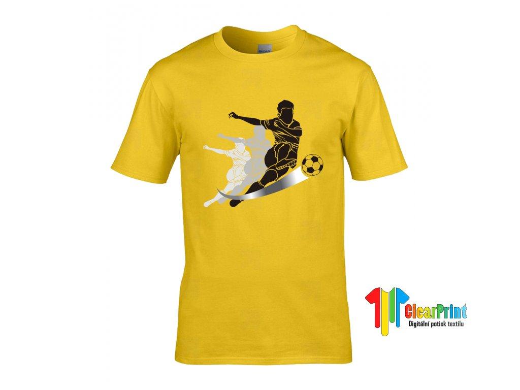 Footballs Náhled yellow