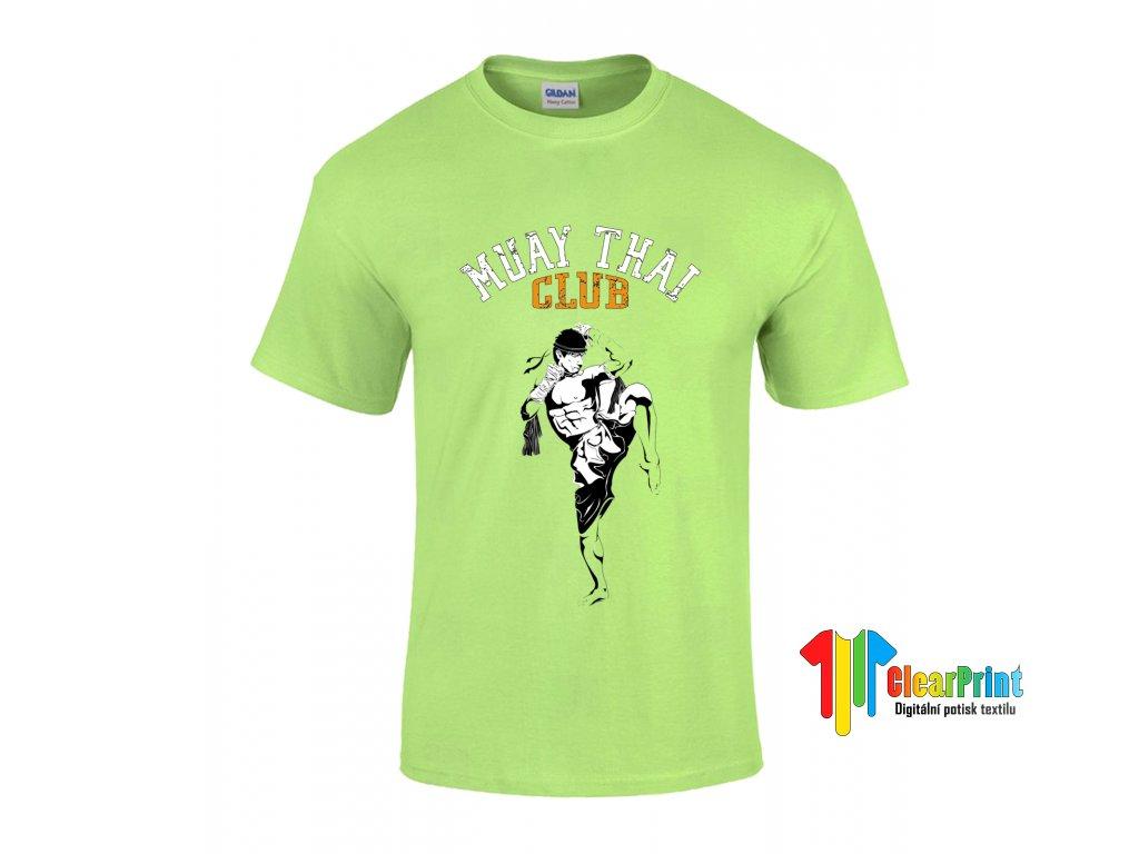 Muay Thai Club Náhled green