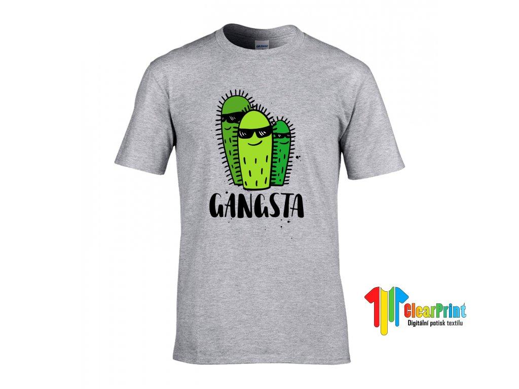 Gangsta Náhled grey