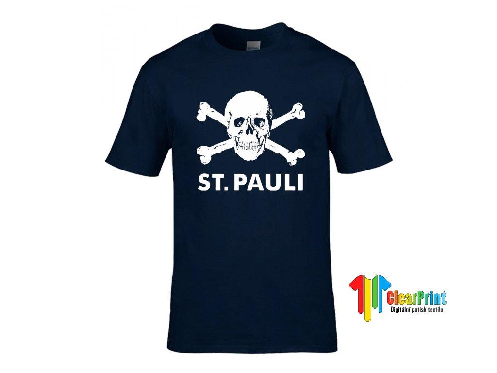 St. Pauli Náhled navy