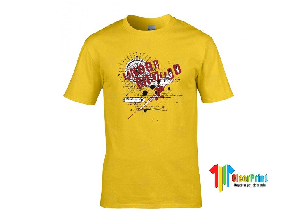Underground Náhled yellow
