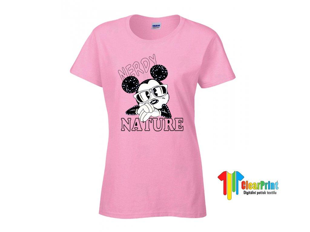 Nerdy Nature Náhled pink d