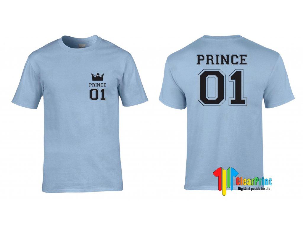 Prince 01 Náhled blue