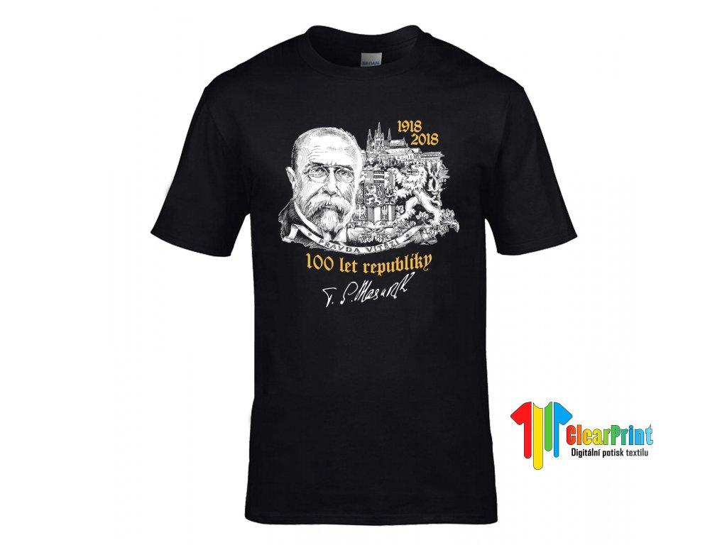 Tričko 100 let republiky