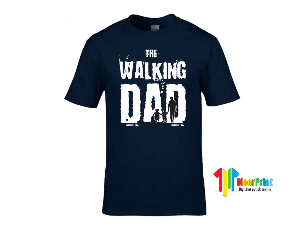 The Walking Dad 2 Náhled navy