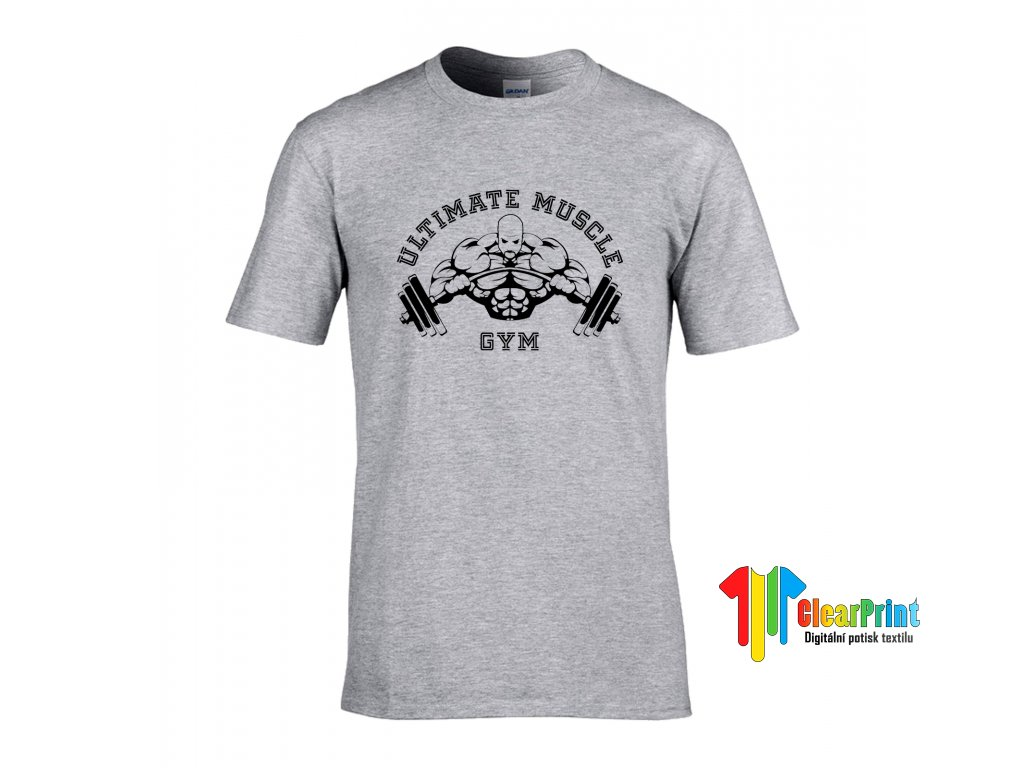 Ultimate Muscle Náhled grey