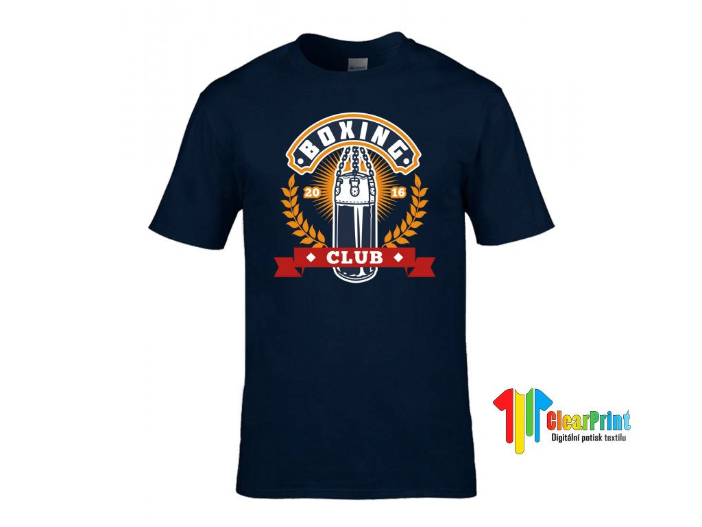 Boxing Club Náhled navy